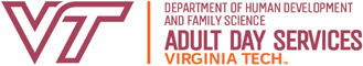 Virginia Tech Adult Day Services Logo